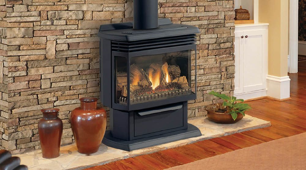 Gas Stoves - Harding the Fireplace