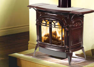 Stardance® Direct Vent Gas Stove - Harding the Fireplace