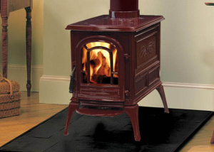 Aspen® Non-Catalytic Wood Burning Stove - Harding the Fireplace