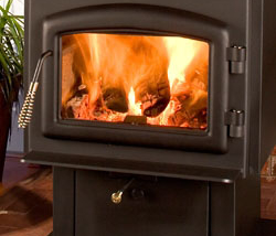 1600FS Wood Stove by Archgard Fireplace Products