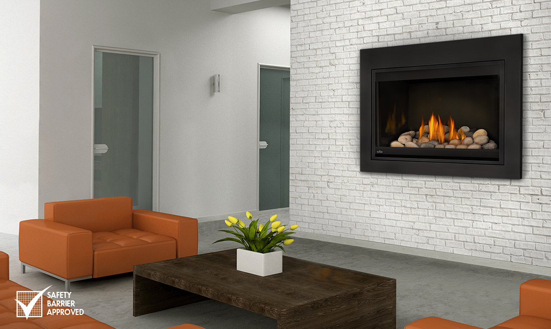 Grandville™ 36 CF BGD36CF Harding the Fireplace