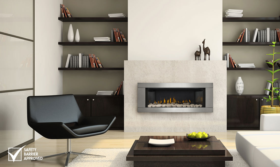 Linear 45 Lhd45 Harding The Fireplace