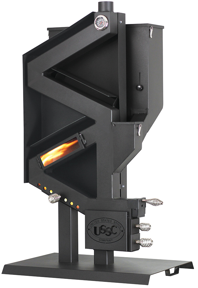 The Wiseway Pellet Stove Harding The Fireplace