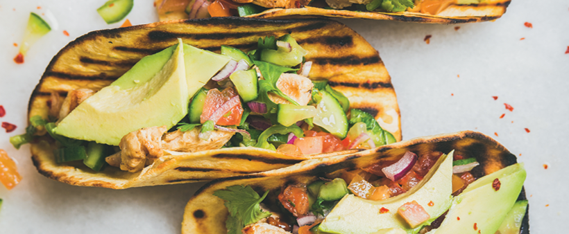 grilled tacos