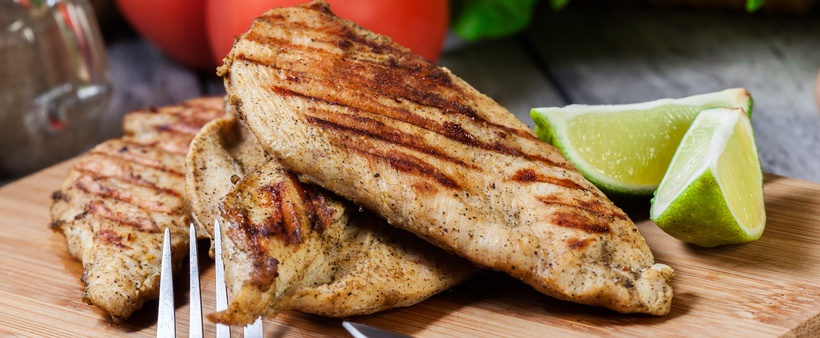 pineapple grilled chicken recipe Ottawa