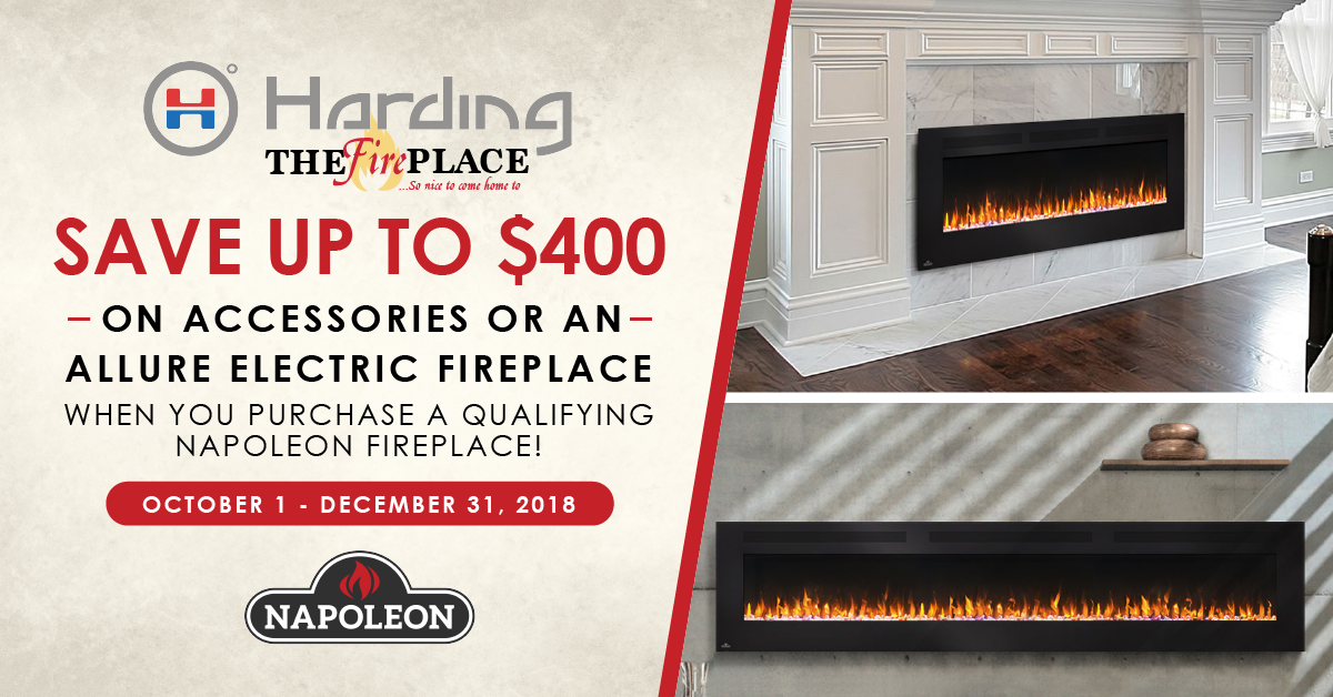 Napoleon Allure Fireplace Sale Ottawa Carp