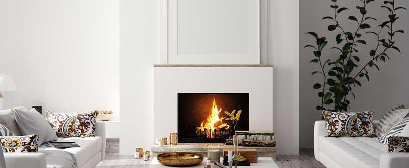 fireplace trends