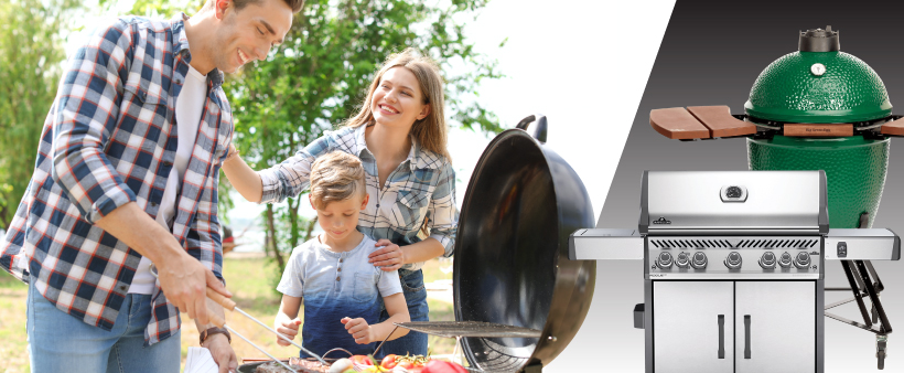 There's Still Time to Pick Up a Grill for Father's Day!