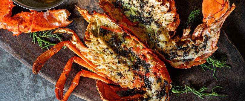 easy grilled lobster