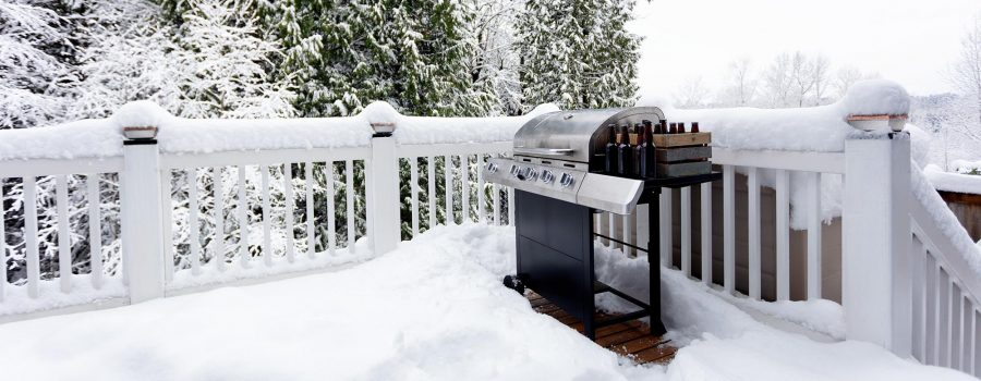 winter propane grill tips