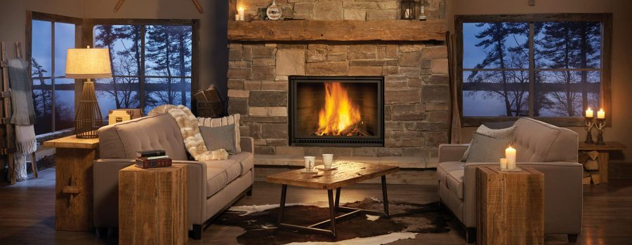 Wood Fireplace or Stove