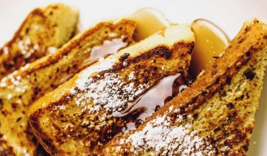 Grilled French Toast