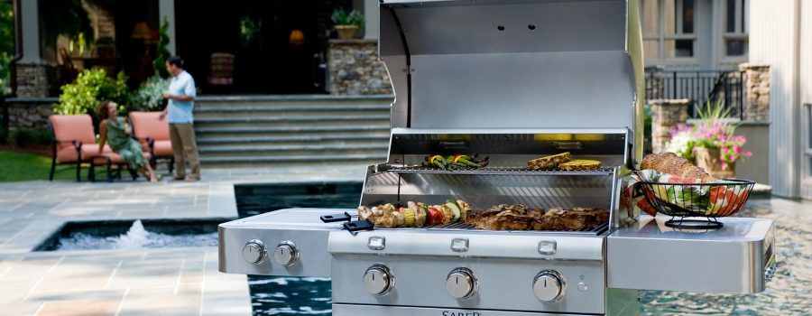 SABER® Gas Grill
