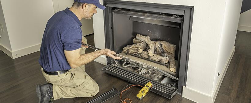 Annual Gas Fireplace Inspections